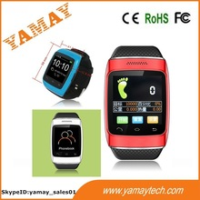 "Bluetooth 1.54"" touch panel smart watch automatic connection 1.54"" touch panel wireless phone function smart watch"