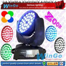WG-G1020 36*15W RGBWA LED Zoom +wash + beam Moving Head stage lighting / stage zoom + beam + wash LED moving head