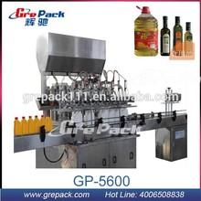 soft butter/oil filling machine in bottles