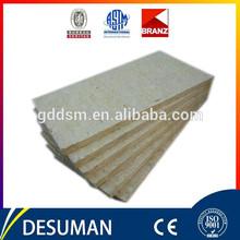 Chine isolation thermique laine de roche avec CE certificat laine de roche