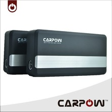 Mobile battery charger CARPOW car jump starter 12v 12000mah lithium battery