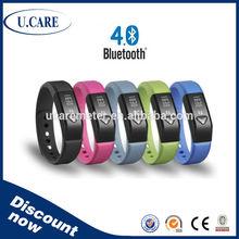 Sport and fitness intelligent activity tracker sleep/pedometer/sport bracelet