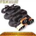 Popular de alta calidad negro mujeres Color Natural humano de Remy de la virgen del pelo de las muchachas del sexo
