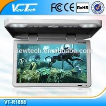 High quality! 18.5-inch marine flip down tv monitor