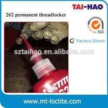 Anerobic glue loctit threadlocker red thread sealer
