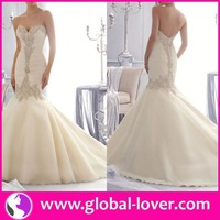 2015 top selling cheap tailored wedding dresses china