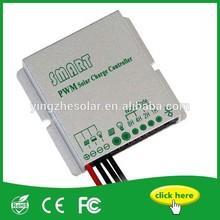 Waterproof Series IP68 PWM 12V 24V solar LED street light controller