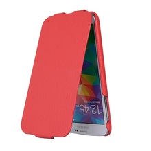 for samsung galaxy s5 mini cover case PU leather cell phone accessories wholesale manufacturer custom mobile case