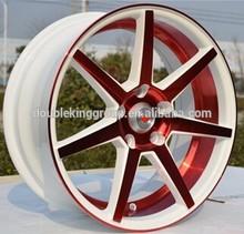 German new technology alloy wheels