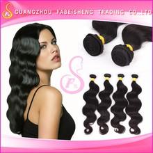 Charming hair product high quality extension wholesale full virgin brazilian human hair wedding dresses 2015