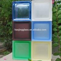 80mm China parallel glass brick,crystal glass block