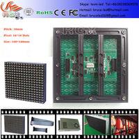 RGX outdoor p10mm led module, 16x16 dots p10 led module,Outdoor P10 LED Display Module/oled display module RGB Board