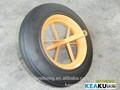 """16 """" punto de venta directa sólido ruedas de la carretilla"""