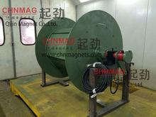Electro Drum Magnetic separator for Metal Scrap
