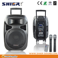 "12"" loud portable vibration speakers for 2.1 computer speaker super bass with work time up to 8 hours trade assurance"