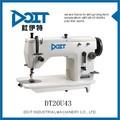 dt20u43 zigzag máquinas de costura série china máquinas de costura pesada linha ziguezague máquina de costura