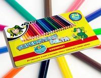 Rectangle metal pencil tin box for children