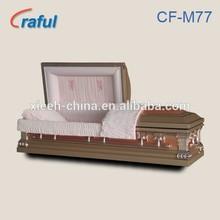 CF-M77 Casket Funeral Furniture Purity Copper