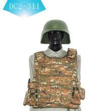 Multifunction NIJ IIIA bullet proof vest