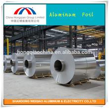 1100-H19 0.02-0.15mm soft temper aluminium foil for decoration, roofing