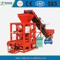 Fabricant de machines de brique qtj4-26c/blocs de béton creux mur/machines bloc pour la vente