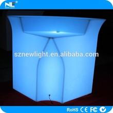 multi-function LED BAR COUNTER / restaurant bar counter / restaurant bar counter light up