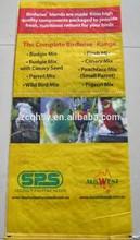 pp woven bird food bag,wpp,laminated woven poly,custom printed bopp laminated woven polypropylene bird feed bag made in China