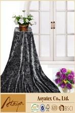 2015 European style Embossed flannel Fleece Blanket