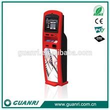 Guanri K11 street parking meter/ ticket vending machine/ parking payment machine