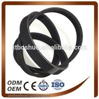 round edged flat transimission conveyor belt for truck
