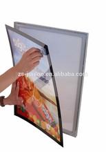Magnetic led slim light box/ magneitc frame / LED slim light box