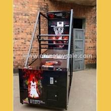 2015 Guangzhou High Quality shooting target basketball game machine H53-0006