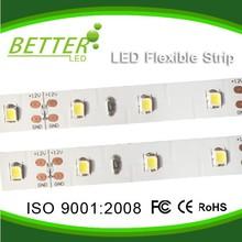 High brightness 2835 60LEDs/M IP20 white color flexible LED light strip