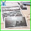 yiwu 2015 llegaron nuevos especial de venta al por mayor decorativos de lujo elegante arte único en blanco y negro de tarjetas postales