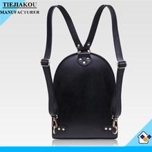 Vintage Designer Woman leather backpack
