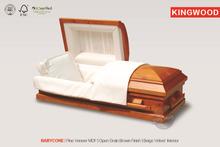 BABYCONE baby casket infant coffin wholesale wood casket for pet