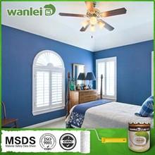 Good abrasion resistance, adhesion acrylic interior latex paint