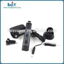 Hot selling portable Dry Herb Wax Vaporizer refillable vaporizer pen Pinnacle Pro
