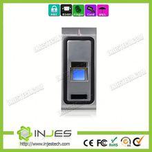 INJES IP65 Waterproof USB Standalone F4 Vista Fingerprint Access Control (UTC2)
