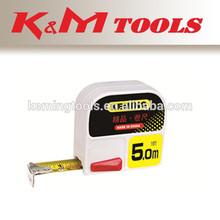 white metric blade description tape measure