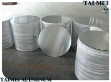 Hot rolled aluminium circle for cooking utensils 1050, 1060, 1070, 1100, 3003