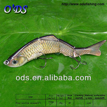 ODS fishing lure factory rattle fishing lure with internal ball(sink or floating)various size fishing lure