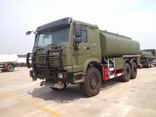 2015 Hot! chemical water tanker truck capacity 6x6