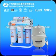 steel bracket and pressure meter alkaline water filter cartridge
