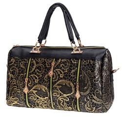 2013 & 2015 New fashion elegant synthetic leather handbag ladies shoulder bags SV012146