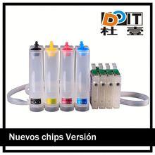 Muito quente no Brasil bulk ink system for epson XP 411 printer