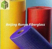 yellow colour, basf glue,160g/m2,4*5mm ,coated alkali-resistant fiberglass mesh