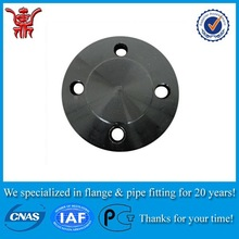 oil and gas industry carbon steel pipe blind flange supplier