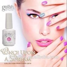 Wholesale high quality of 133 colors 15 ml Uv/Led Nailsky Soak off uv gel nail polish for gelish