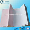 Hot vente blanc de carbone papier d'impression papier